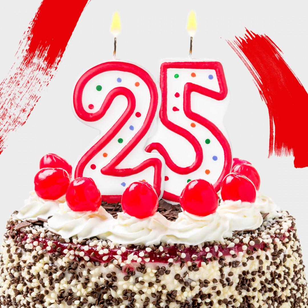 Il Tiziano compie 25 anni!