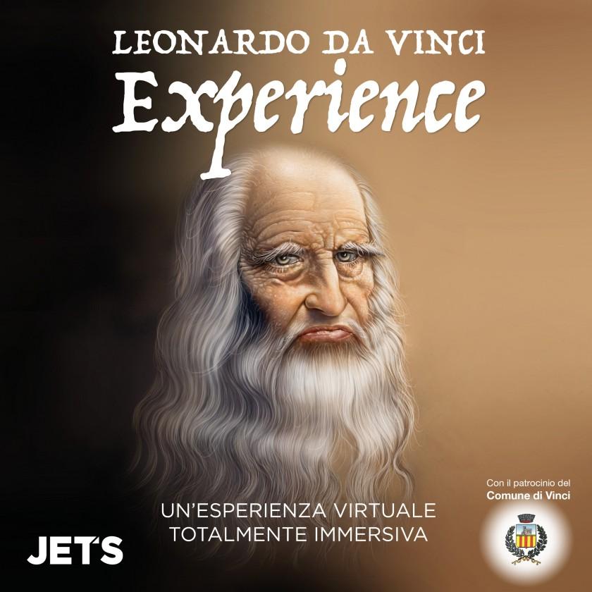 Leonardo Da Vinci Experience: Leonardo arriva al Tiziano!
