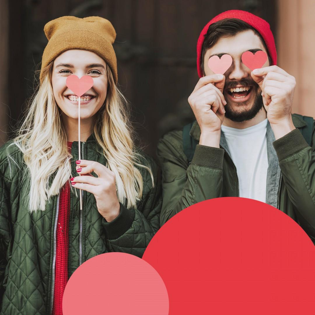 Amore, cioccolatini e foto: San Valentino al Tiziano