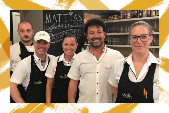 Mattia's Bar