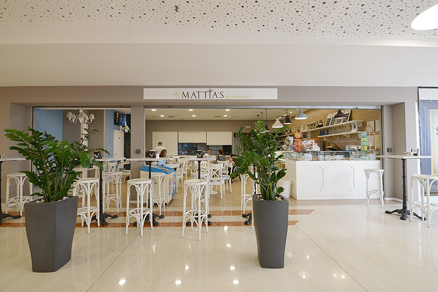 Mattia's Coffee Bar